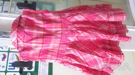 Новое платье с трусиками 6-9м. EARLY DAYS очень красивое и нарядное, 100% хлопок. Чернігів, Чернігівська область. фото 1