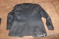 форма для мальчика 2-4 класс. длина изделия пиджак - 58 см, длина рукава - 52 см. Чернигов, Черниговская область. фото 3