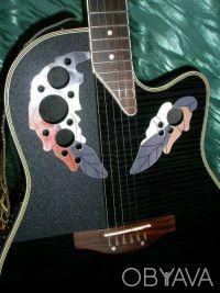 Срочно продам-обменяю электро-акустическую гитару  Feeling модель Ovation с фирм. Чернигов, Черниговская область. фото 4