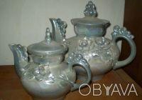 Продам набор из 2-х чайников дешего. Чернигов. фото 1