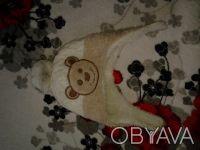 Продам зимнюю шапочку на 1 годик состояние отличное.. Чернигов, Черниговская область. фото 2