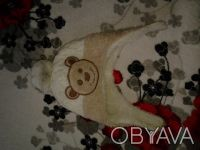 Продам зимнюю шапочку на 1 годик состояние отличное.. Чернігів, Чернігівська область. фото 2