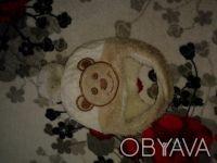 Продам зимнюю шапочку на 1 годик состояние отличное.. Чернигов, Черниговская область. фото 3
