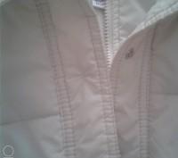 Продам жилетку утеплённую Next(оригинал,Шри-Ланка) на девочку,белого цвета,р.140. Чернигов, Черниговская область. фото 9