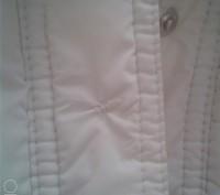Продам жилетку утеплённую Next(оригинал,Шри-Ланка) на девочку,белого цвета,р.140. Чернигов, Черниговская область. фото 7