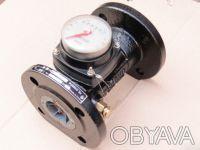 Счетчик воды MZ-50, MZ-80, MZ-100, MZ-150, MZ-200 PoWoGaz (водомер, водосчетчик). Чернигов. фото 1