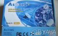 модем-маршрутизатор ASOTEL. ADSL2/ADSL2+. Чернигов. фото 1