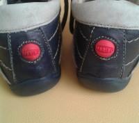 Продам демисезонные ботиночки Haribo(Германия),тёмно-синего цвета,р.21,по стельк. Чернигов, Черниговская область. фото 3