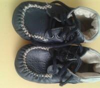 Продам демисезонные ботиночки Haribo(Германия),тёмно-синего цвета,р.21,по стельк. Чернигов, Черниговская область. фото 9