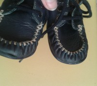 Продам демисезонные ботиночки Haribo(Германия),тёмно-синего цвета,р.21,по стельк. Чернигов, Черниговская область. фото 8