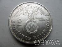 Продам как вместе, так и поштучно несколько серебряных монет фашистской Германии. Прилуки, Черниговская область. фото 3