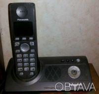 Продам Радиотелефон Panasonic с автоответчиком. Чернигов. фото 1