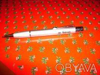 Шариковая ручка MonteCarlo с зажигалкой. Харьков. фото 1