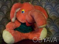 Продам большую мягкую детскую игрушку Слоненок. Чернигов. фото 1