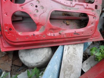 двери задние передние правые деу нексия опель кадет. Ромны. фото 1