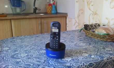 Радиотелефон Panasonic KX-TG 1311UA. Днепр. фото 1