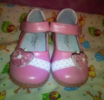Туфли для девочки. Запорожье. фото 1