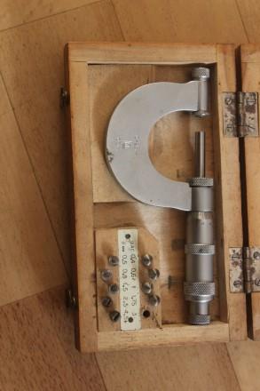 Данный измерительный прибор позволяет работать с любыми шаблонами, что дюймовыми. Киев, Киевская область. фото 3
