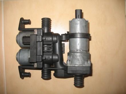 Клапана печки с дополнительной помпой для БМВ разных моделей. Киев. фото 1