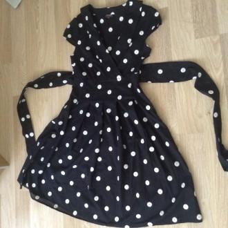 Платье с вышивкой новое размер 12. Харьков. фото 1