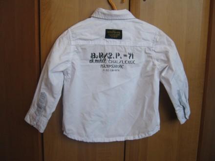 Рубашка для мальчика Baby club. Кременчук. фото 1