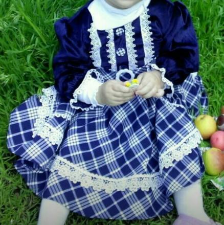 Платье для маленькой модницы. Запорожье. фото 1