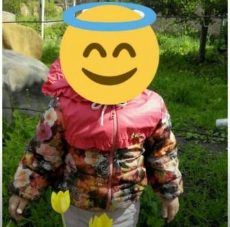 Курточка демисезонная. Запорожье. фото 1