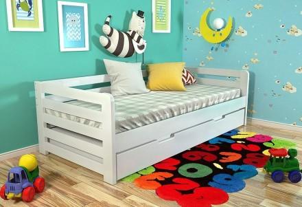 Детская кроватка «Немо» - безопасное и долговечное решение для детской комнаты. . Чернигов, Черниговская область. фото 4