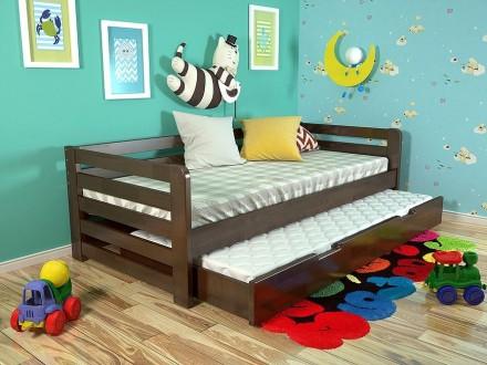 Детская кроватка «Немо» - безопасное и долговечное решение для детской комнаты. . Чернигов, Черниговская область. фото 3