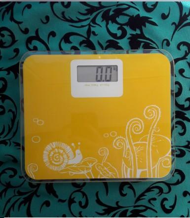 Весы с дизайном от 7 до 180 кг стекло компактные и позитивные. Днепр. фото 1