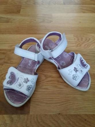 Босоножки босоніжки сандалии сандалі шлёпки Walkright, 26р, 16,5см. Житомир. фото 1