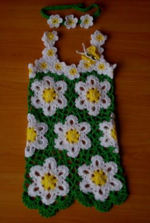 платья вязане. Самбор. фото 1