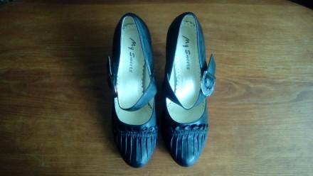 Продам женские туфли,размер 38,по 50-40 грн. за пару,в отличном состоянии,все с . Сумы, Сумская область. фото 3