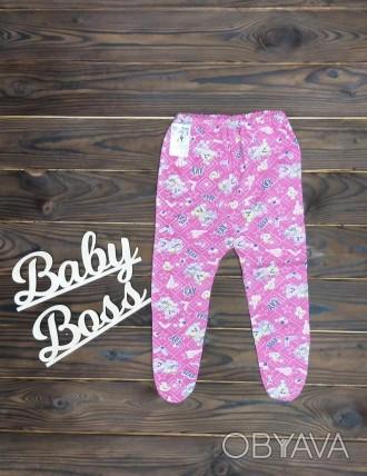 """Вас приветствует магазин """"BabyBoss""""! Ползуны для девочек от украинского производ. Горишные Плавни, Полтавская область. фото 1"""