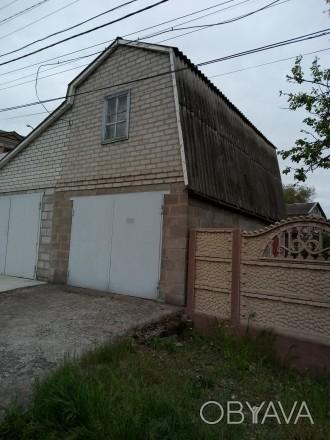 Продам капитальный гараж с огромным подвалом на четыре комнаты