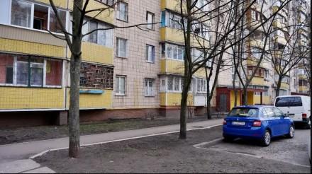 Продам 1 ком-я квартира на Троещине,ул.Лифоря(Александра Сабурова)№17-А(Дом 1985. Троещина, Киев, Киевская область. фото 11
