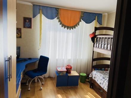 Продам шикарную 3 комнатную квартиру на Полтавской  - комнаты раздельные (всегда. Полтавская, Кропивницкий, Кировоградская область. фото 5
