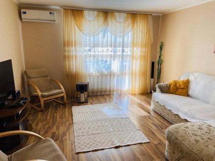 Продам шикарную 3 комнатную квартиру на Полтавской  - комнаты раздельные (всегда. Полтавская, Кропивницкий, Кировоградская область. фото 2