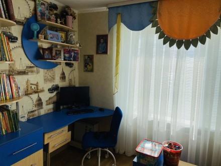 Продам шикарную 3 комнатную квартиру на Полтавской  - комнаты раздельные (всегда. Полтавская, Кропивницкий, Кировоградская область. фото 6