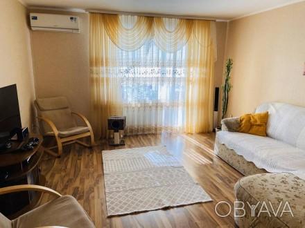 Продам шикарную 3 комнатную квартиру на Полтавской  - комнаты раздельные (всегда. Полтавская, Кропивницкий, Кировоградская область. фото 1