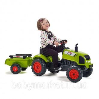 Бесплатная доставка по Украине! Трактор Falk 2041C CLAAS ARION Трактор Falk 2041. Киев, Киевская область. фото 5