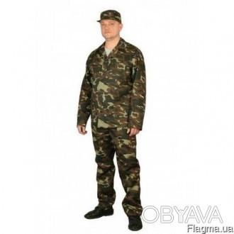 Камуфлированный костюм Эконом, спецодежда, робочий одяг