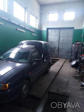 СТО - мастерская по ремонту грузовых авто