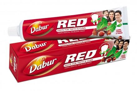 Зубная паста Red Dabur, 100 г. Киев. фото 1