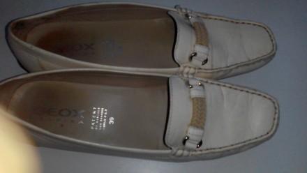 Кожаные туфли-мокасины. Кременчуг. фото 1