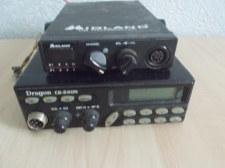 2 Радиостанции Dragon и Midland. Чернигов. фото 1
