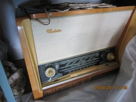 Продается ламповая радиола