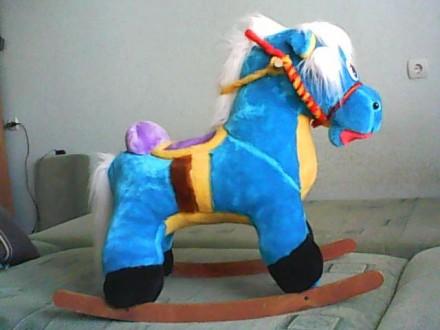 Качалка-игрушка-качалка.. Сумы. фото 1