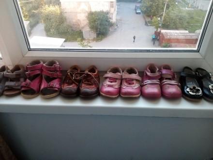 Взуття 22 розміру. Хмельницкий. фото 1
