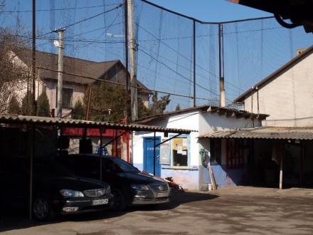 Продам крытое место на охраняемой автостоянке. Одесса. фото 1